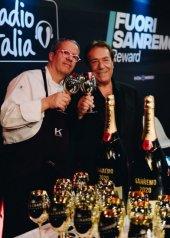 Moët & Chandon serata Finale 70° Festival di Sanremo