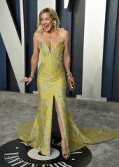 Kate Hudson in Vivienne Westwood Couture . Vanity Fair Oscar Party 2020 (AP/LaPresseEvan Agostini)