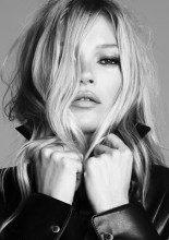 Kate Moss Protagonist of the Adv campaign Ermanno Scervino Spring Summer 2020