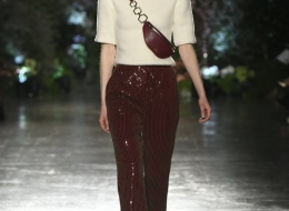 Aigner Fall Winter 2019/20 collection
