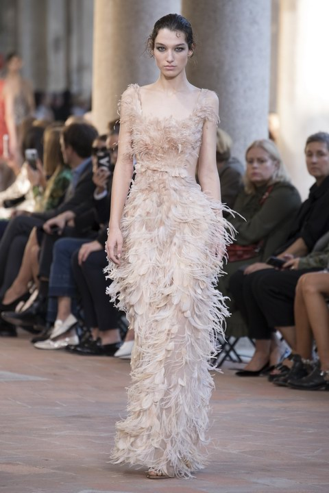 Alberta Ferretti Spring Summer 2018 Colection