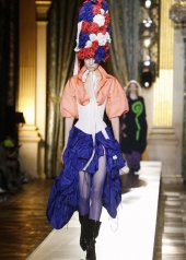 Andreas Kronthaler for Vivienne Westwood Fall Winter 2020 collection