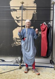 Andreas Kronthaler for Vivienne Westwood Fall Winter 2021/22 collection
