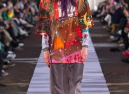 Andreas Kronthaler for Vivienne Westwood Autumn Winter 2019/20 photo © by Sheet