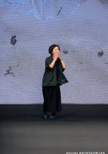 Izumi Ogino . Anteprima Spring Summer 2020 collection (photo by Giorgio Cavestro)
