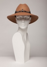 Antonella Morgillo Amiral hats