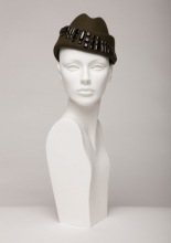 Antonella Morgillo Cadet hats