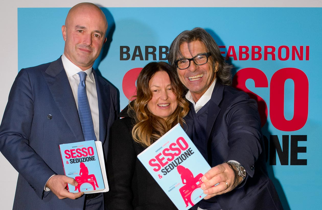 Gianluigi Nuzzi -Barbara Fabbroni -Roberto Alessi