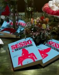 Barbara Fabbroni presentazione libro sesso e seduzione