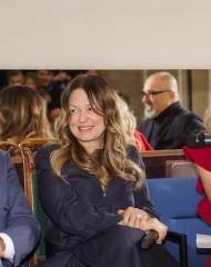 Gianluigi Nuzzi - Barbara Fabbroni - Valeria Marini