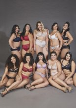 Les girls per Krisline  . Calendario Beautiful Curvy