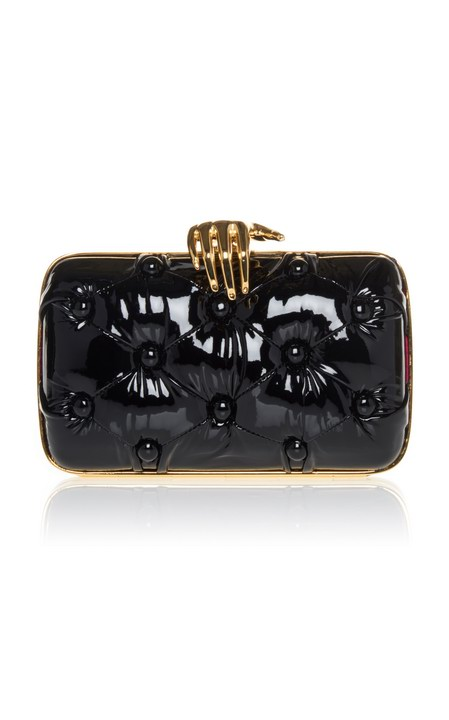 Benedetta Bruzziches Carmen with Hand Glossy black