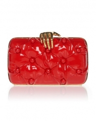 Benedetta Bruzziches Carmen with Hand Glossy red