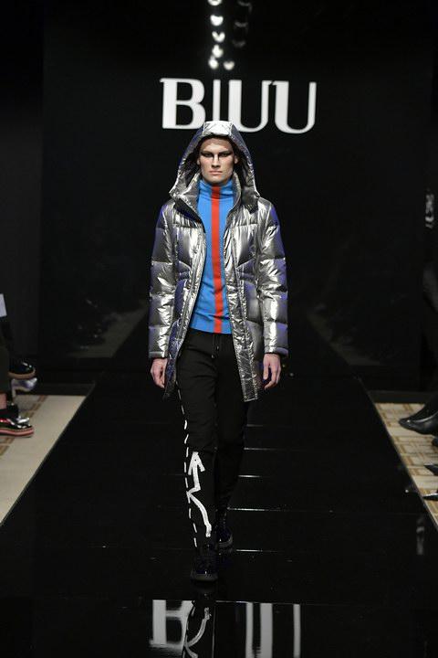 Biuu men's Fall Winter 2018/19 collection