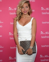 Maddy Burciaga attends Paris Hilton x Boohoo Party