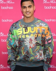 Samir Kamani attends Paris Hilton x Boohoo Party