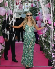 Paris Hilton attends Paris Hilton x Boohoo Party