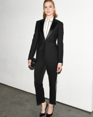 Evan Rachel Wood, (wearing Bottega Veneta)