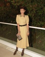 Yu Yamada (wearing Bottega Veneta)