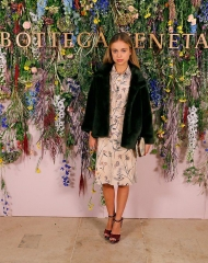 Lady Amelia Windsor attends Bottega Veneta\'s \'The Hand of the Artisan Cocktail Dinner\' at Chiswick House And Gardens on November 9, 2017 in London, England. (Photo by David M. Benett/Dave Benett/Getty Images for Bottega Veneta)