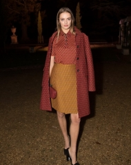 Idina Moncreiffe attends Bottega Veneta's 'The Hand of the Artisan Cocktail Dinner' at Chiswick House And Gardens on November 9, 2017 in London, England. (Photo by Shaun James Cox)