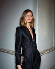 Jacquetta Wheeler attends Bottega Veneta's 'The Hand of the Artisan Cocktail Dinner' at Chiswick House And Gardens on November 9, 2017 in London, England