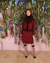 Sylvia Haghjoo attends Bottega Veneta's 'The Hand of the Artisan Cocktail Dinner' at Chiswick House And Gardens on November 9, 2017 in London, England.