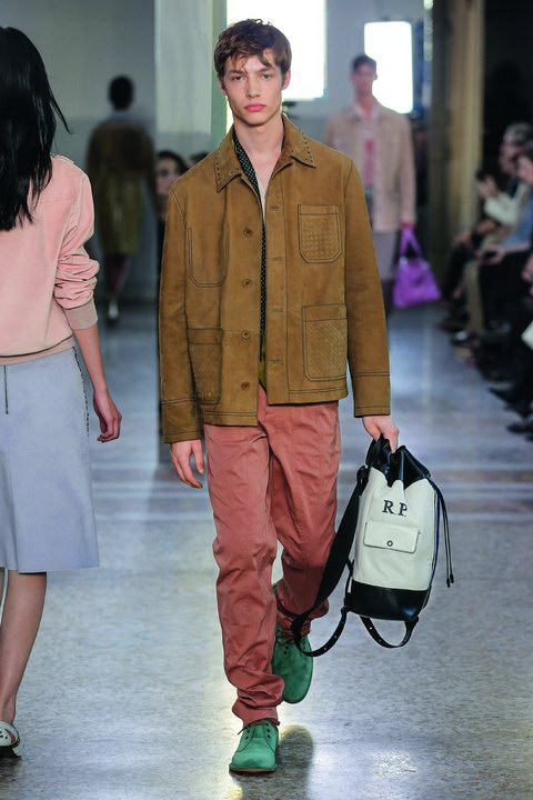 Bottega Veneta Spring Summer 2018 men's Collection