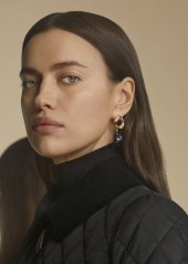 Irina Shayk . Burberry reveals Autumn_Winter 2020 Pre-Collection Campaign c Courtesy of Burberry  © Danko Steiner
