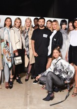 Models Burberry Spring Summer 2020 Collection