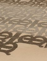 Burberry .  Summer Monogram Landscapes - Sand Inscriptions