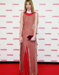 Campari Red Diares World Premiere . Gaia Trussardi (Photo by Vittorio Zunino Celotto/Getty Images)
