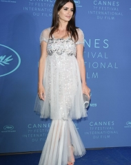 Penelope Cruz wore Chanel . Cannes Film Festival 2018 Opening Ceremony Dinner . ph by Venturelli