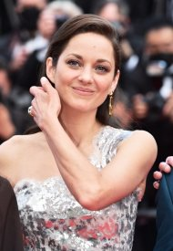 Marion Cotillard wore Chanel  at 74° Cannes International Film festival - photo by Dominique Charriau