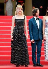 Angele wore Chanel  at 74° Cannes International Film festival - photo by Daniele Venturelli