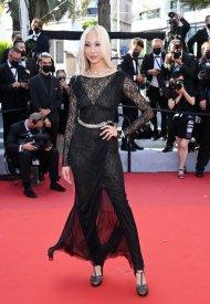 Soo Joo Park wore Chanel  at 74° Cannes International Film festival - photo by Daniele Venturelli