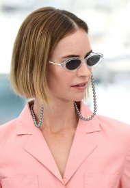 Naama Preis wore Chanel  at 74° Cannes International Film festival - photo by Daniele Venturelli