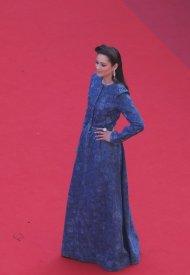 Marion Cottilard, wore Chanel  at 74° Cannes International Film festival - photo by Vittorio Zunino Celotto