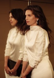 Maiwenn, wore Chanel  at 74° Cannes International Film festival