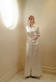 Julia Ducournau, wore Chanel  at 74° Cannes International Film festival