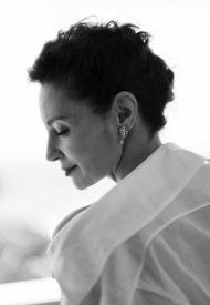 Jeanne Balibar wore Chanel  at 74° Cannes International Film festival - photo by Virgile Guinard