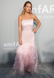 Dylan Penn wore Chanel  at 74° Cannes International Film festival - photo by Samir Hussein