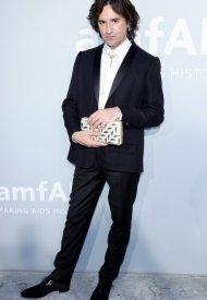 Nicolas Maury wore Chanel  at 74° Cannes International Film festival - photo by Andreas Rentz/amfAR