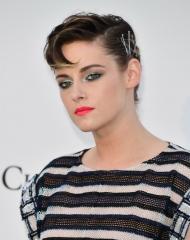 Kristen Stewart wore Chanel at amfAR 25th Cinema Andreas against AIDS . ph by George Pimentel/amfAR