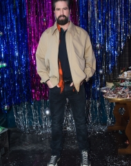 London: Jack Guinness at the Burberry x Cara Delevingne Christmas Party at the Burberry for Cara Delevingne Christmas Party, London (Photo by Kirstin Sinclair/Getty Images for Burberry)