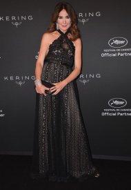 Elsa Zylberstein wore Boucheron at 74° Cannes International Film festival