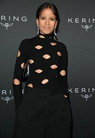 Mati Diop wore Boucheron at 74° Cannes International Film festival
