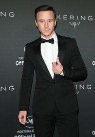 Matthew Postlethwaite wore Boucheron at 74° Cannes International Film festival - photo by Daniele Venturelli
