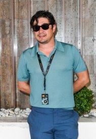 Riccardo Scamarcio wore Ray-Ban Wayfarer at 74° Cannes International Film festival - photo by Max Montingelli/SGP