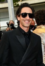Adrien Brody wore Persol at 74° Cannes International Film festival - photo by Alfonso Catalano